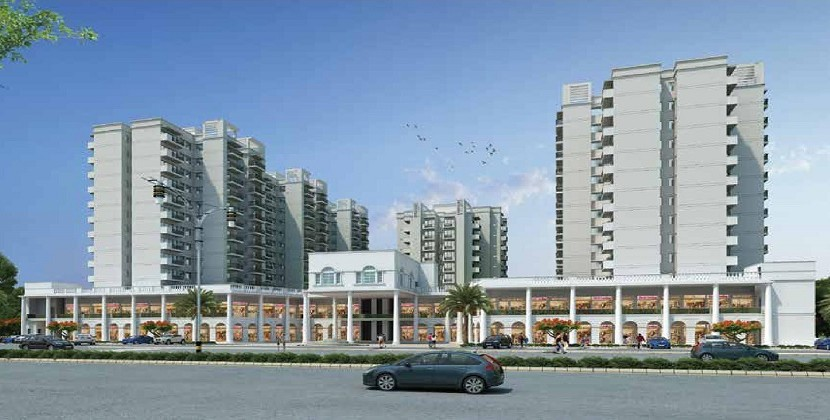 Elevation - Huda Affordable Housing Projects Gurgaon