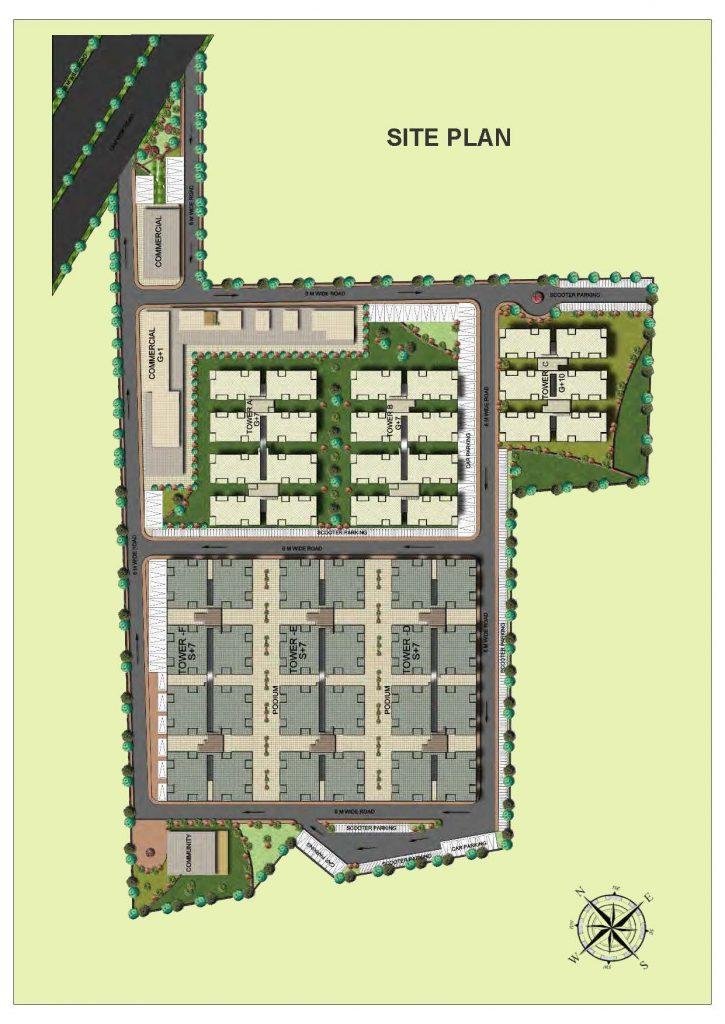 ninex rmg residency gurgaon