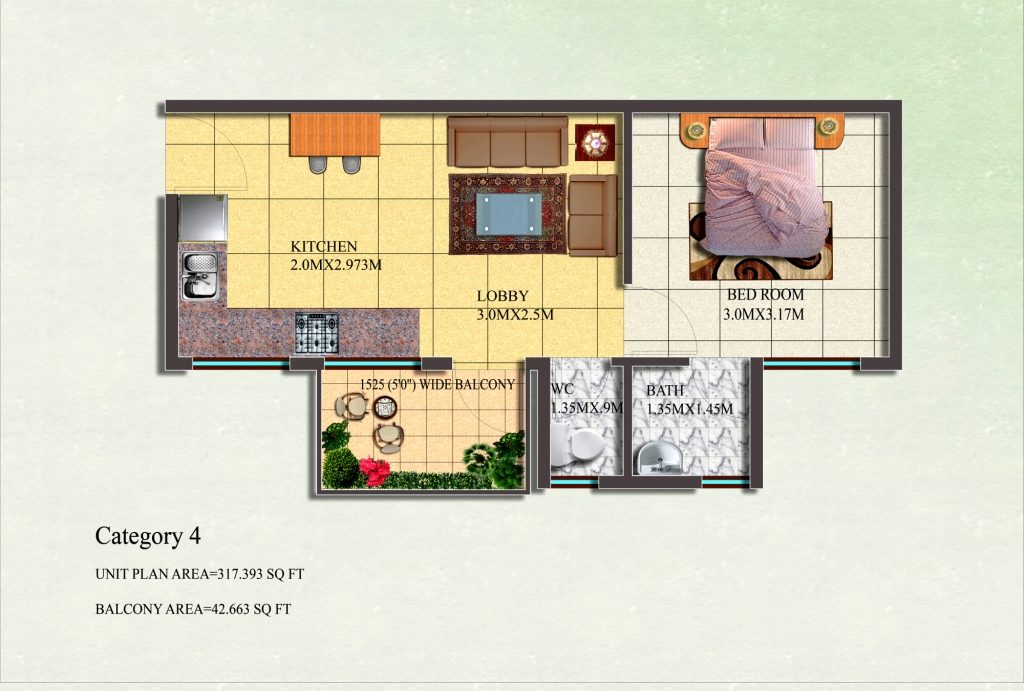 1bhk Category-4