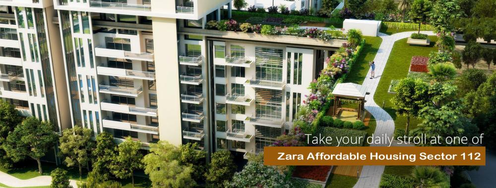 Zara Rossa Affordable Housing Sector 112 Gurgaon 9650813405