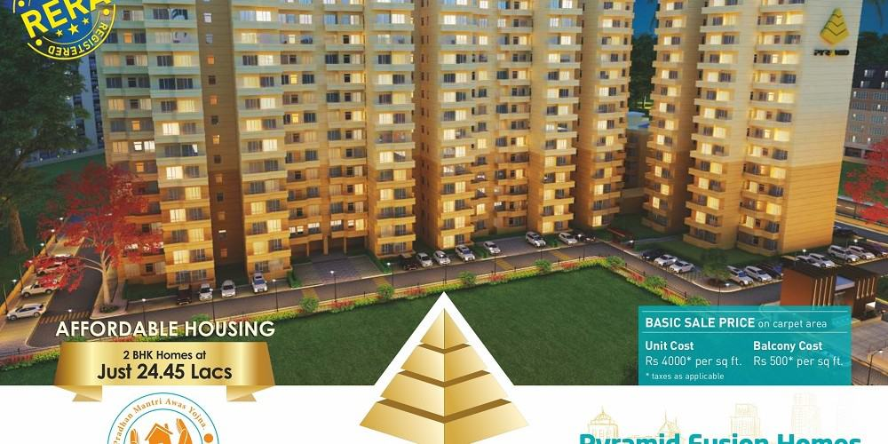 Pyramid Fusion Homes Sector 70A Gurgaon